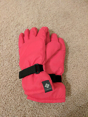 Kid's Columbia Youth Gloves Large