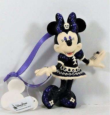 Disney Park Exclusive 2017 Minnie Mouse Halloween Ornament BRAND NEW CUTE