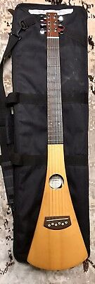 Martin Backpacker Travel Steel String Guitar With Case MAKE OFFER and STEAL IT!
