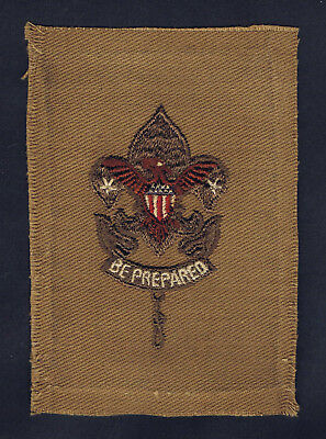 Early Teens First Class Patrol Leader on Large Cloth