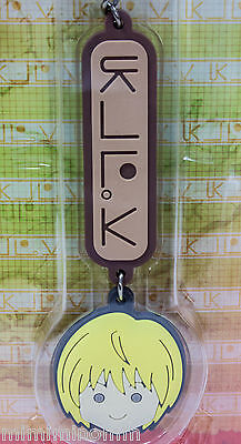 Hunter × Hunter Curarpikt Rubber Key Holder Banpresto JAPAN ANIME MANGA