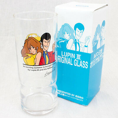 Lupin the Third 3rd Glass Esso Limited JAPAN ANIME 2