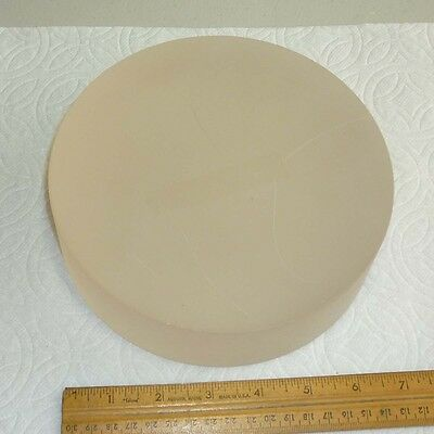 DOW CORNING ULE Ultra Low Expansion Glass 7 1/8 X 2.0 Inch Mirror Blank