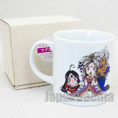 Ah! My Goddess Mug Belldandy Urd Skuld Movic JAPAN ANIME MANGA