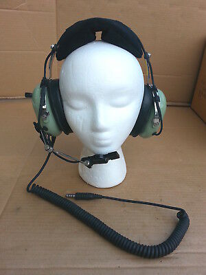 Dave Clark Aviation Headset Helicopter, Airplane,  Model H10-76