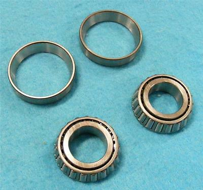 Head Stem Headcup Bearings For Harley Forks / Springers
