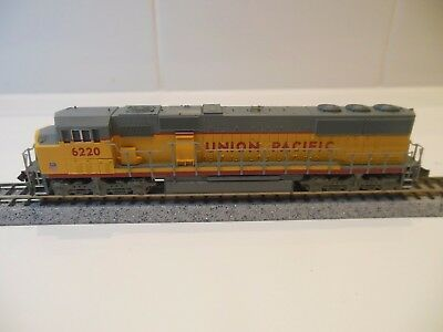 Atlas SD60 Union Pacific #6220 Decoder Ready boxed