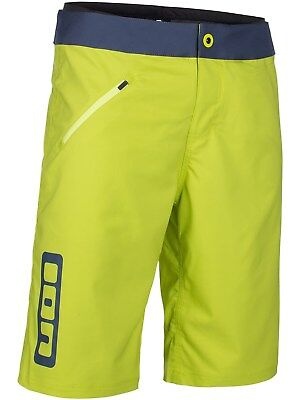 Ion MTB Shorts 2017 Traze Plus Lime Punch