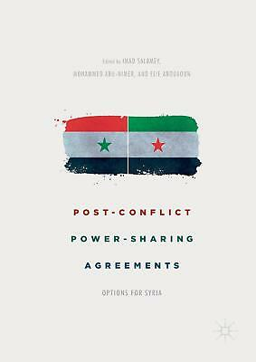 Post-Conflict Power-Sharing Agreements, Imad Salamey