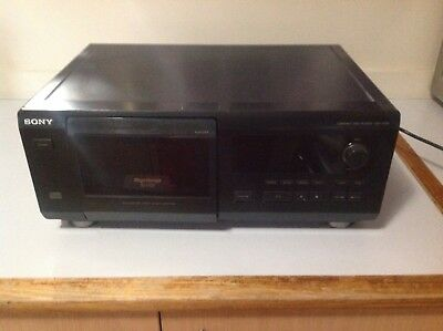 SONY Cd Player 50 Disc