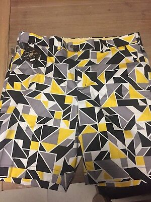 Loudmouth Golf Shorts Size 40