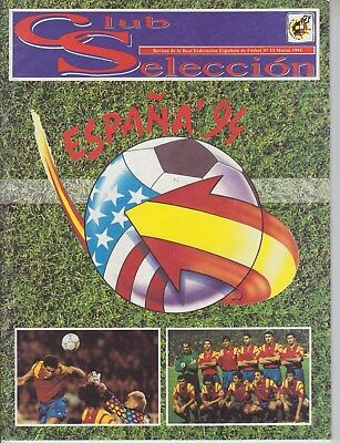 Spain official edition FIFA World CUP USA 1994 - Germany Italy Switzerland