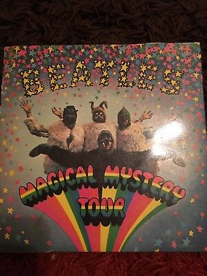 Beatles Magical Mystery Tour Records/book Pack