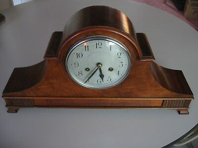 Antique Clock,chimes on hour.