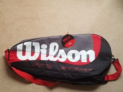 Wilson Pro Staff 6 Racket Tennis Bag