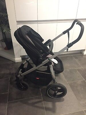 phil and teds Pram/Stroller. Smart Lux
