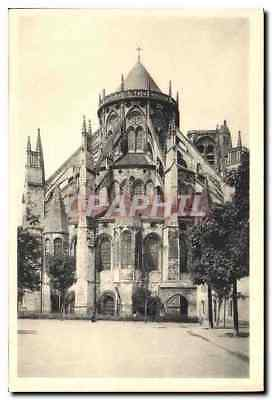 CPA Cathedrale de Bourges