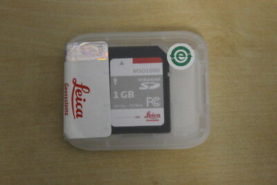 Leica MSD1000 Industrial SD Memory Card 1 GB