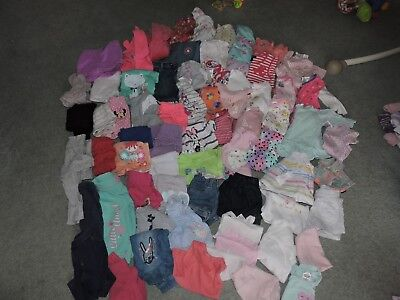 bulk girls clothes 000 70 items