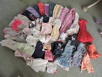 000 bulk girls clothes 52 items some new