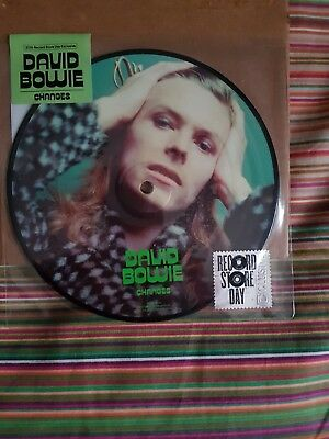 David Bowie 2015 Record Store Day Exclusive