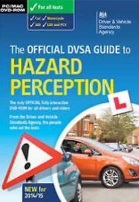 DVSA Guide to Hazard Perception DVD-ROM for Car, Motorcycle LGV PCV #
