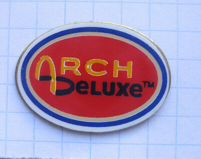 M / ARCH DELUXE .......................... Mc DONALD`s -Pin (108d)