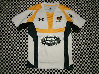 Under Armour London Wasps Rugby Union Shirt XS