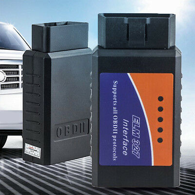For Android/IOS V1.5 OBD2 Car WIFI Interface Diagnostic Tool Scanner