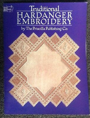 Traditional HARDANGER EMBROIDERY ✂️