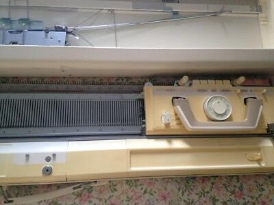 Brother KH836 knitting machine pre-owned