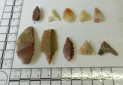 Clearance..! 10X Neolithic Flints ~ 99P Start+ No Reserve +Free Postage :)