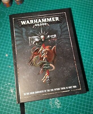 40k 8th Edition Rule Book