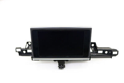 "Org Audi A6 4G A7 Facelift Monitor Display 4G1919605 Navi MMI High 8"" 4G1919601R"