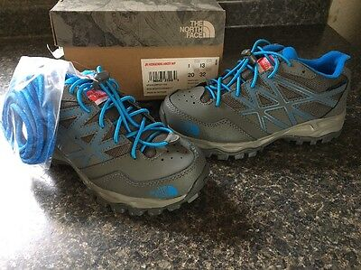 The North Face  Size 1 Jr Hedgehog Hiker Waterproof  Retail  $ 60.00