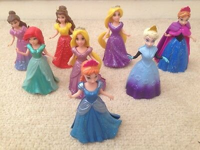 Disney Magiclip Dolls