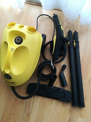 karcher Steam Cleaner - model SC1020 for spares or repairs