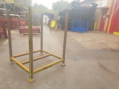 Steel Stillage,metal post pallet,stackable,HD,free collection or local delivery