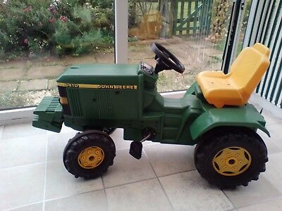 childs ride on tractor