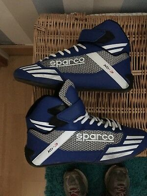 sparco Kart Boots 45