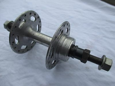 L'Eroica retro Maillard fixed/free rear bicycle hub 36h