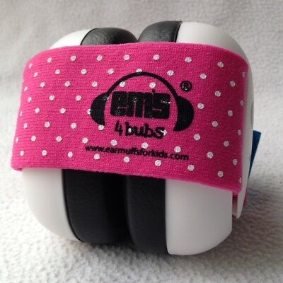 Ems 4 bubs baby ear defenders -hearing muffs