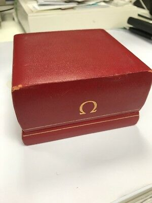 Omega Vintage Watch Box