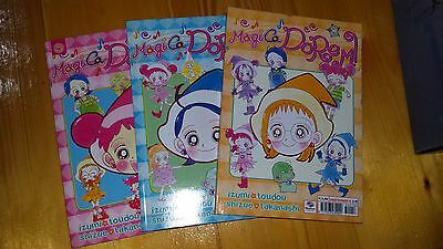MAGICA DOREMI manga completo 1/3 PLAY PRESS