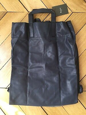 Berluti Travel Bag Backbag Leather New