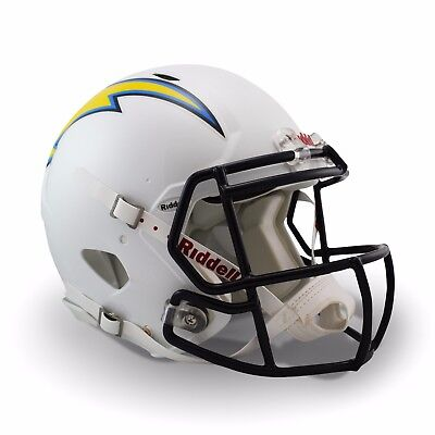 Adults Los Angeles Chargers Full Size Speed Authentic Helmet HE3