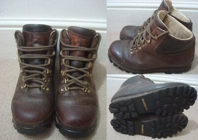 Brasher Hillmaster SS08 Leather Hiking Walking Boots UK 8.5