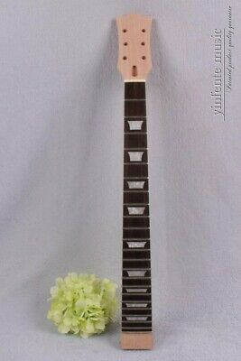 New electric guitar neck Mahogany wood 22 fret 24.75 inch SG style Yinfente