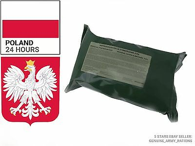 Poland Army Ration Pack S-RG. Military Ration -24hours- meals ready to eat (MRE)