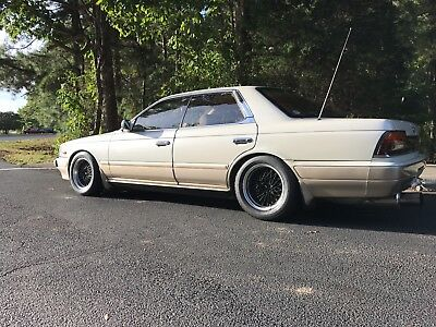 1990 Nissan Laurel  Nissan Laurel Medalist,1990, rb20det, 5speed, very low miles, clean!